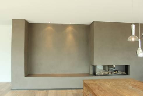 Die Fertige Wand: Von Maler Kecker Raumgestaltung