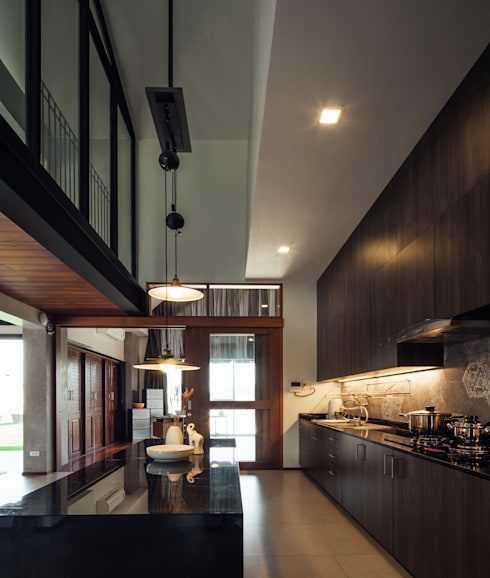 Baan Klang Suan:   by ForX Design Studio