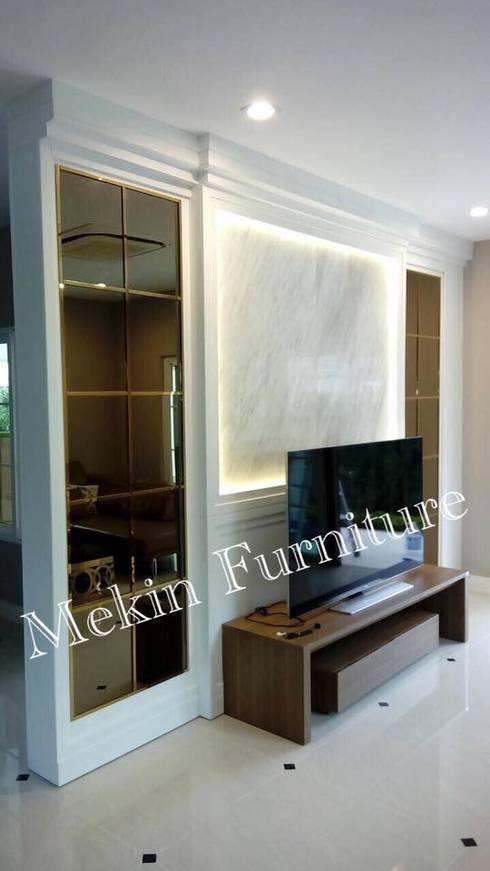 ผลงานของบริษัท:   by Mekin Furniture Hi Gloss Built In