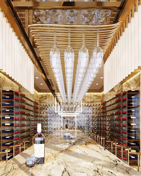 Wine bar:   by TOFF (Thailand) Company Limited