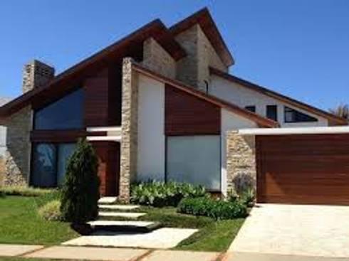 Casa Aleja: Casas de estilo clásico por Arquitecta Alejandra