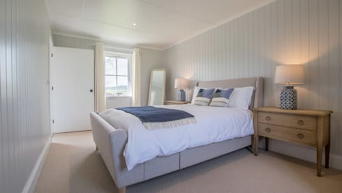 classic Bedroom by The Wee House Company
