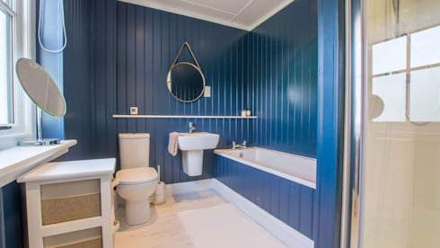 classic Bathroom by The Wee House Company