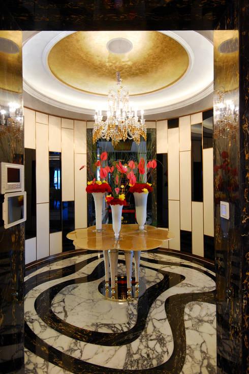 朱水集思-北京磐古七星酒店:  房子 by 舍子美學設計有限公司