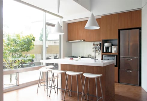 Sustainable doT 永續的點:  辦公室&店面 by 構築設計