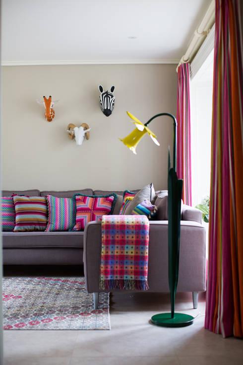 Projekty,  Pokój dziecięcy zaprojektowane przez Thompson Clarke