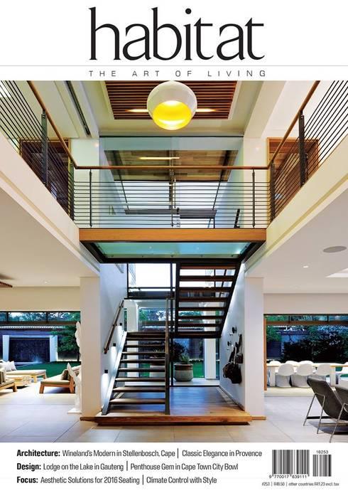 Project Stellenbosch:  Corridor & hallway by Dear Zania Interiors