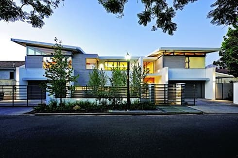 Project Stellenbosch: modern Houses by Dear Zania Interiors