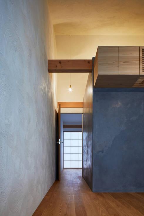 京の町屋 改修: 一級建築士事務所 こよりが手掛けた和室です。