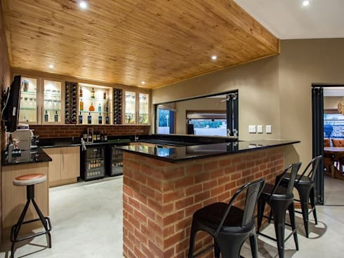 Entertainment Area:  Household by Riverwalk Furniture