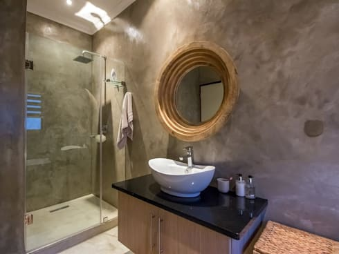 Turnkey Interior Project - Silver Lakes, Pretoria: modern Bathroom by Riverwalk Furniture