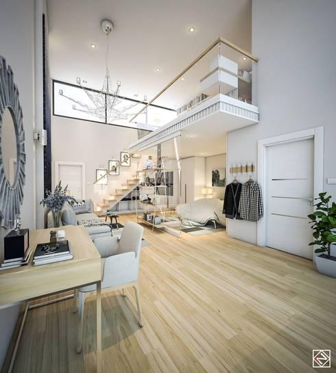 Rendering:   by NAPEE design-studio