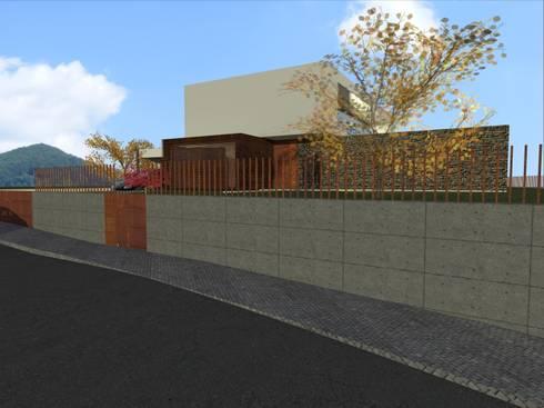 House in Lustosa:   por MO architect