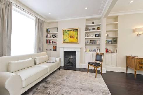 Halsey Street SW3: modern Dining room by APT Renovation Ltd