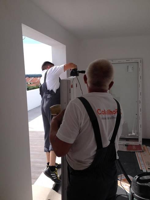Vila Nogueira de Azeitão  : Casas  por CaixilhoPVC