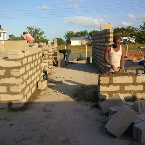 Building in progress:   by A4AC Architects