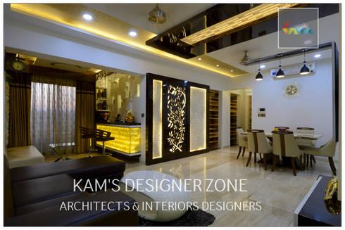 Home Interior Design For Manish Thakkar By Kam 39 S Designer