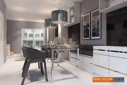 บ้านเดี่ยวโครงการ เดอะ แพลนท์:   by Mano design