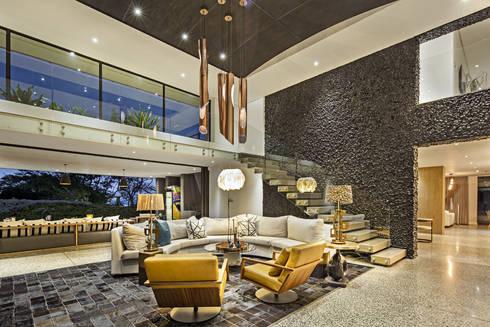 House Umhlanga: modern Living room by Ferguson Architects