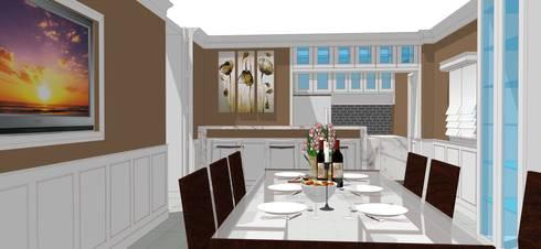 งาน Renovate บ้านพักอาศัย 2 ชั้น:   by are architect studio