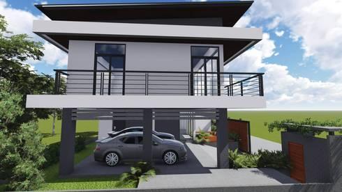 ผลงานการออกแบบ:   by are architect studio