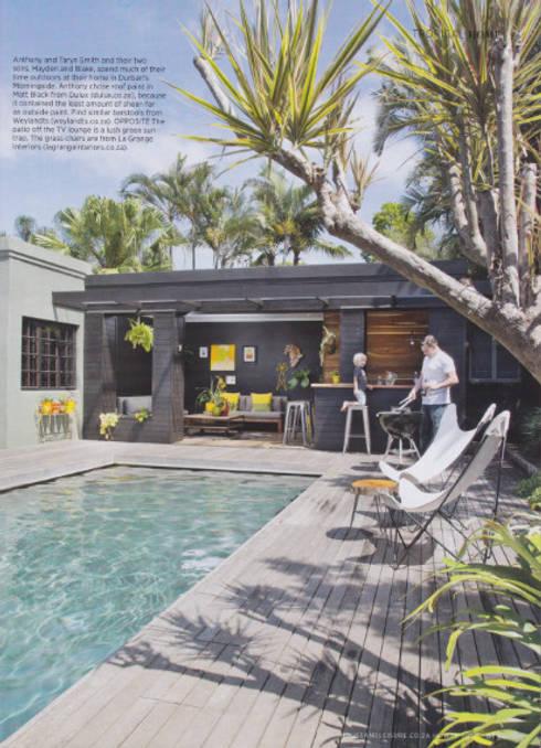 House Morningside:  Pool by Ferguson Architects