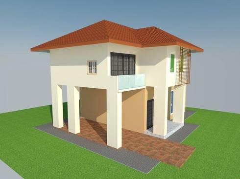 แบบบ้าน2ชั้น:   by chaichana