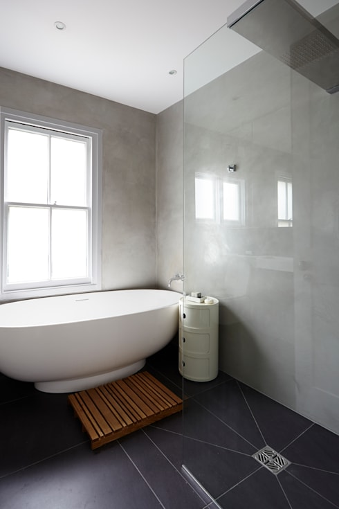 Home Renovation, Kempe Road: modern Bathroom by Gr8 Interiors