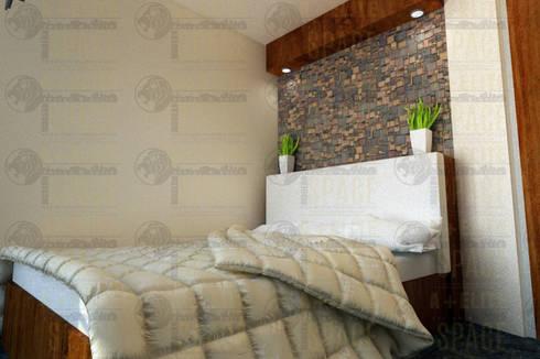Pineda Residence: modern Bedroom by A+Elite
