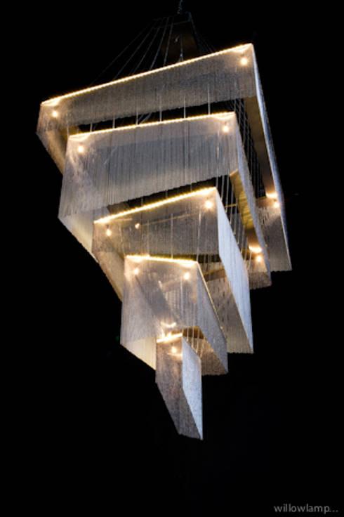 Geometric Storm :  Artwork by willowlamp