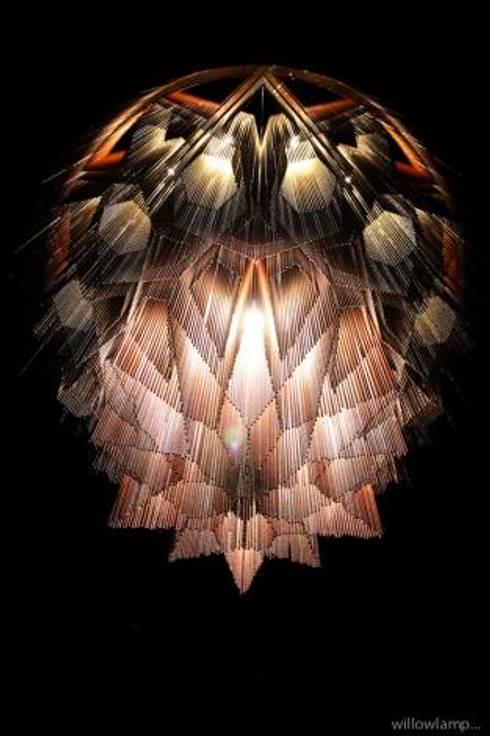 فن تشكيلي تنفيذ willowlamp