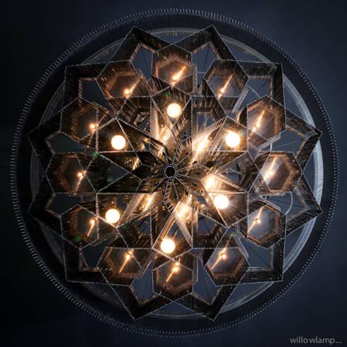 Mandala No.2:  Artwork by willowlamp