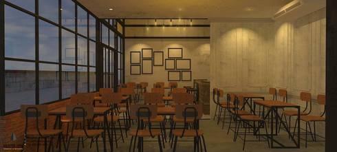 ออกแบบร้าน Beer Craft:   by DesignOne Bkk