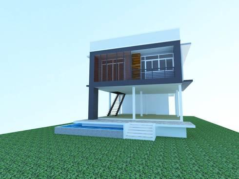 ผลงานออกแบบ:   by เคที-โฮม ดีไซน์