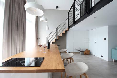 05:  廚房 by 樂沐室內設計有限公司