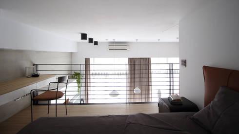 09:  臥室 by 樂沐室內設計有限公司