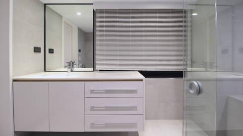 10:  浴室 by 樂沐室內設計有限公司
