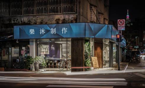 08:  辦公室&店面 by 樂沐室內設計有限公司