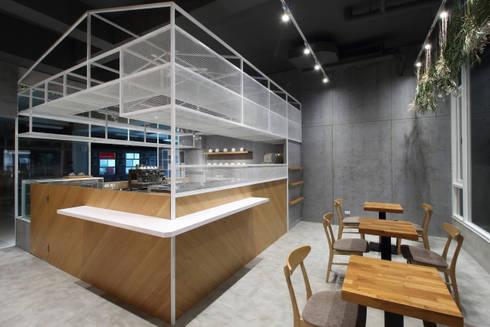 01:  餐廳 by 樂沐室內設計有限公司
