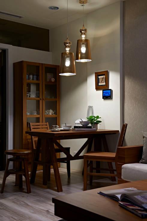 北歐美居:  餐廳 by 舍子美學設計有限公司