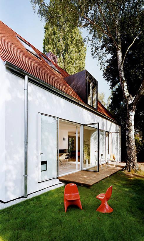umbau siedlungshaus k ln rodenkirchen von falke architekten homify. Black Bedroom Furniture Sets. Home Design Ideas