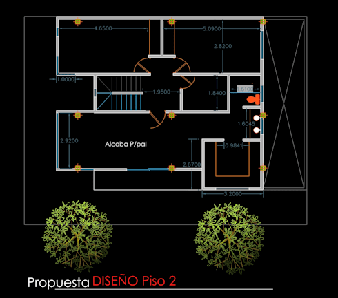 Italian House: Casas de estilo moderno por Alta Gama Arquitectos
