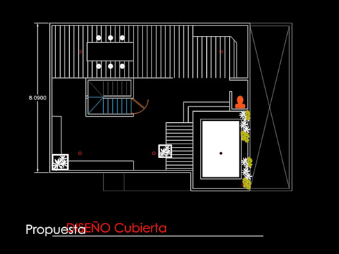 Italian House: Terrazas de estilo  por Alta Gama Arquitectos