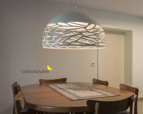 lichtgestaltung in wohnhaus von lichtlandschaften homify. Black Bedroom Furniture Sets. Home Design Ideas