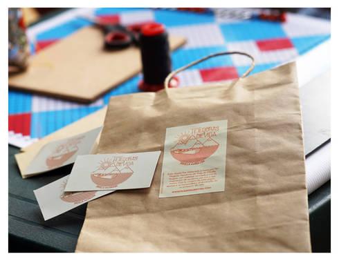 papelería:  de estilo  por Fabric3D