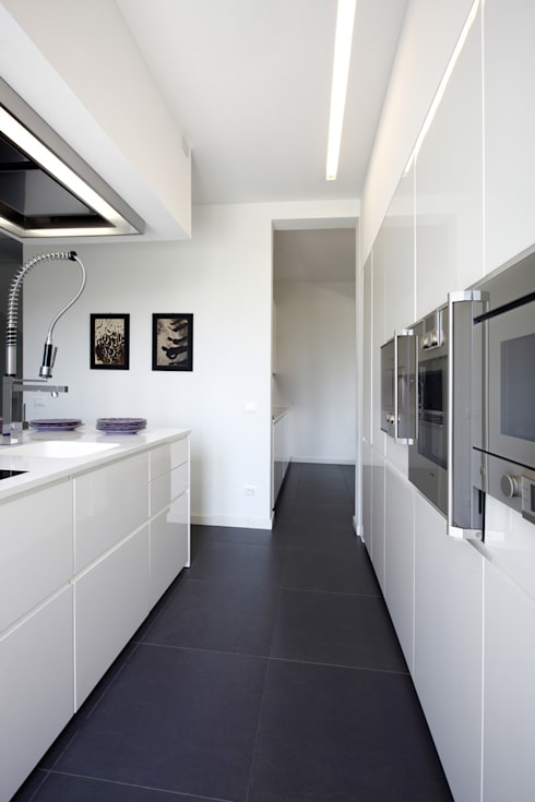 مطبخ تنفيذ Daniela Nori