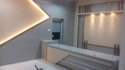 Desain interior ruangan:   by renovasi-rumah.net