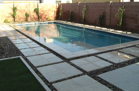 Customized Swimming Pool Paving:   by Paving Pretoria