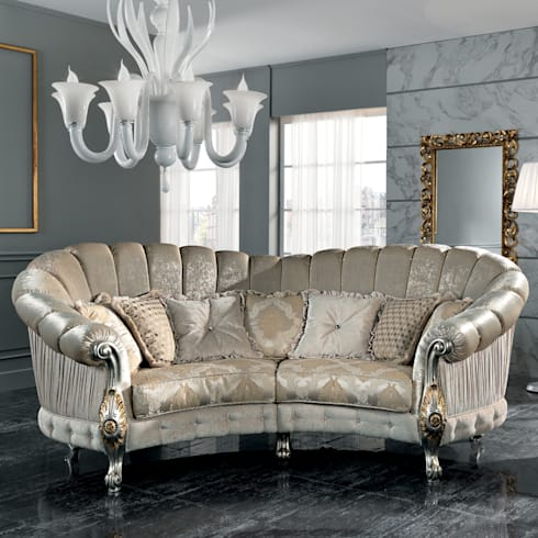 meubles de design et mobilier contemporain sur viadurini par ... - Meubles Contemporains Classic Design Italia