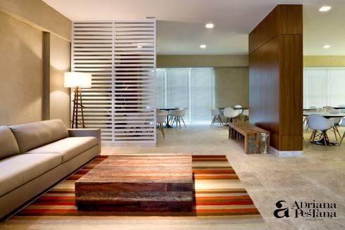 Projetos e Ambientes: Casa  por Pestana Arquitetura Concept